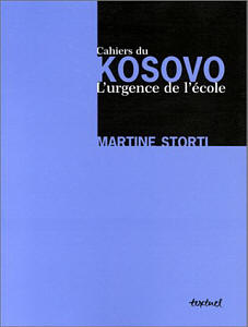 Couverture - cahiers du Kosovo