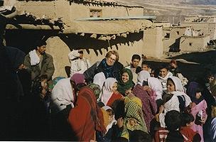 Afghanistan, vallée du panshir